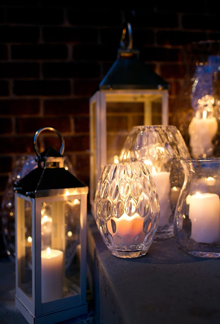 Accent Decor, Kiers Glass and Lanterns